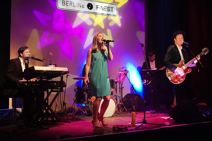 BERLINs FINEST - Partyband aus Berlin